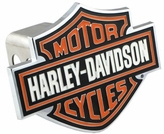 Harley Hitch Cover