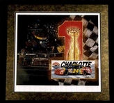 Jeff Gordon Signed Print