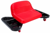 Low Profile Rolling Seat