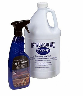 Optimum Spray Wax