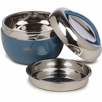 Pet Travel Bowl & Feeder