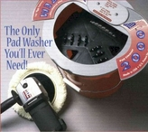 Polisher Pad Washer
