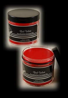 Red Velvet Car Wax