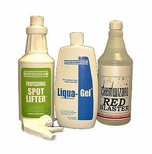 Stain Removal Products