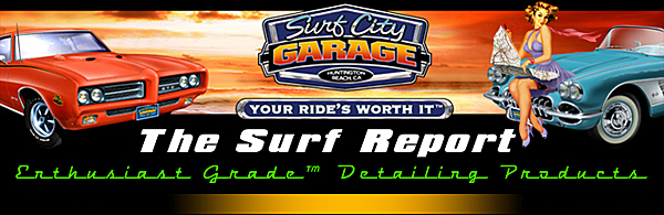 Surf City Detail Products