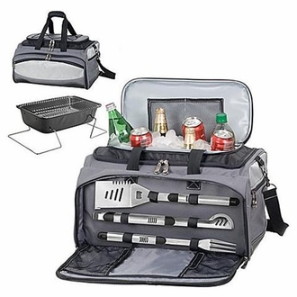 Tailgating Picnic Cooler Grill