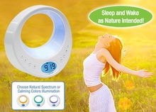 Verilux Rise & Shine Alarm Clock and Sleep System