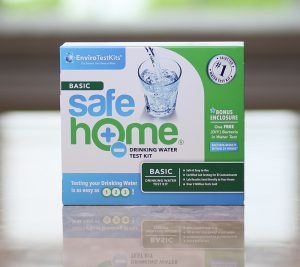 SAFE HOME Drinking Water Test Kits