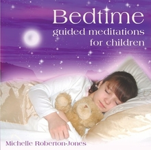 Bedtime: Guided Meditations For Children Relaxation CD