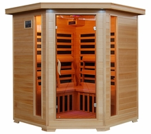 4 Person Far Infrared Sauna With Carbon Heaters