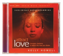 Attract Love CD