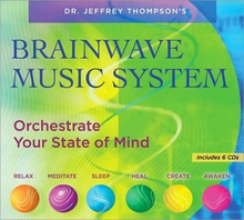 Brainwave Music System - 6 CD Set