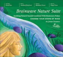 Brainwave Nature Suite - 4 CD Set