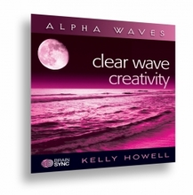 Clear Wave Creativity CD