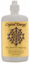 "Crystal Energy Original MicroCluster ""Wetter Water"" Concentrate"