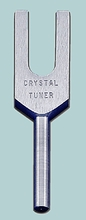 Crystal Resonator Tuning Fork