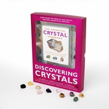 Discovering Crystals: Everything You Need to Find Health and Well-Being with Crystals Book