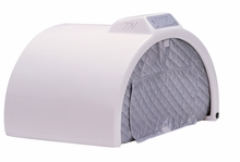 Far Infrared Sauna Dome Half-Body - CURRENTLY NOT AVAILABLE.  WE'RE TRYING TO FIND A NEW MANUFACTURER