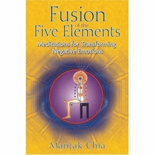 Fusion of the Five Elements: Meditations for Transforming Negative Emotions Book