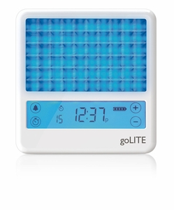 goLite BLU Portable Handheld Light Therapy Device