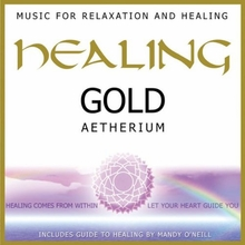 Healing Gold Relaxation CD