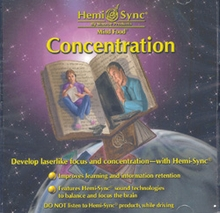 Hemi-Sync Concentration CD