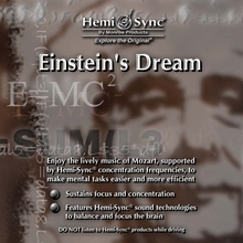 Hemi-Sync Einstein's Dream CD