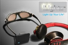 iLightz II Light and Sound Mind Machine - Made for iPod and iPhone