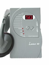 Luma 10 Light and Sound Mind Machine