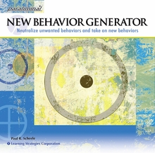 New Behavior Generator Paraliminal CD