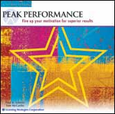 Peak Performance Paraliminal CD