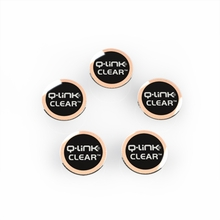 Q-Link Clear Pocket Wellness Button SRT-3 Family Pack of 5 SRT-3