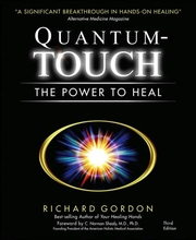 Quantum-Touch: The Power to Heal Book