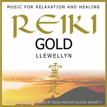 Reiki Gold Relaxation and Healing CD