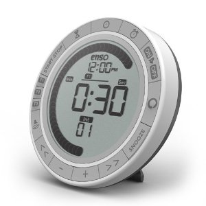 Salubrion Enso Pearl Meditation Alarm Clock and Timer