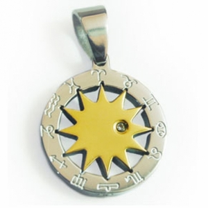 Shuzi Astrology Star EMF Pendant