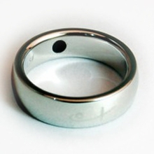 Shuzi EMF Protection Stainless Steel Ring