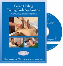 Sound Healing: Tuning Fork Application DVD