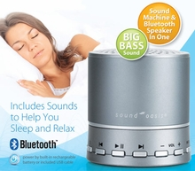 Sound Oasis Bluetooth Sound Therapy System