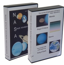 Space Sounds 10 CD Set