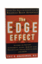 The Edge Effect: Achieve Total Health and Longevity with the Balanced Brain Advantage Book
