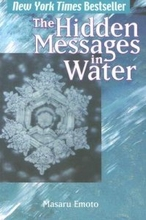 The Hidden Messages in Water Book