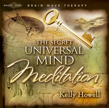 The Secret - Universal Mind Meditation CD