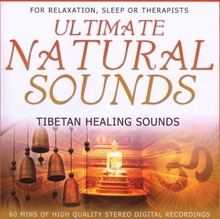 Tibetan Healing Sounds Relaxation CD