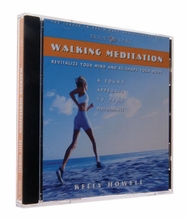 Walking Meditation: Stride To Higher Awareness CD