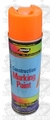 Aervoe 247 17oz Fluorescent Orange Construction Writing Marking Paint