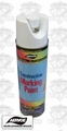 Aervoe 255 17oz Fluorescent White Construction Marking Paint