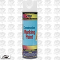Aervoe 255 17oz Fluorescent White Construction Writing Marking Paint