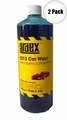 Ardex Wax 5213 2pk 1 Quart Car Wash Concentrate
