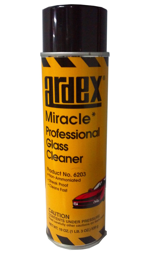 Ardex Glass Cleaner